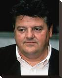 Robbie Coltrane Stretched Canvas Print