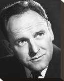 Bernard Lee Stretched Canvas Print