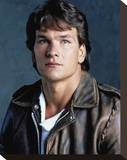Patrick Swayze - Red Dawn Stretched Canvas Print