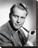 Ralph Bellamy Stretched Canvas Print