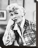 Eve Arden Stretched Canvas Print