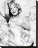 Catherine Hicks - Marilyn: The Untold Story Stretched Canvas Print