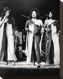 The Staple Singers Stretched Canvas Print