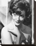 Maggie Smith Stretched Canvas Print