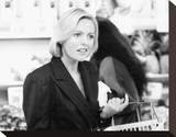Patsy Kensit - Lethal Weapon 2 Stretched Canvas Print