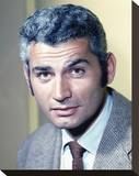 Jeff Chandler Stretched Canvas Print