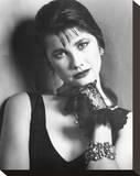 Daphne Zuniga - Modern Girls Stretched Canvas Print