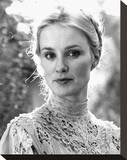 Jessica Lange - Frances Stretched Canvas Print