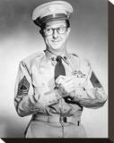 Phil Silvers - The Phil Silvers Show Stretched Canvas Print