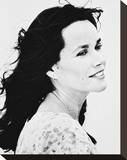 Barbara Hershey Stretched Canvas Print