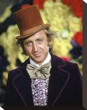 Gene Wilder - Willy Wonka & the Chocolate Factory Stretched Canvas Print