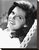 Samantha Eggar Stretched Canvas Print