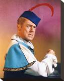 Van Johnson Stretched Canvas Print