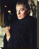 Derek Jacobi - Cadfael Stretched Canvas Print