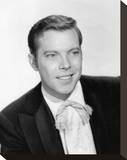 Dick Haymes - Up in Central Park Stretched Canvas Print
