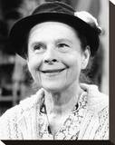 Ruth Gordon Stretched Canvas Print