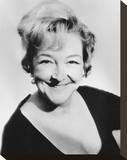 Beryl Reid Stretched Canvas Print