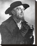 Ron Moody - Oliver! Stretched Canvas Print