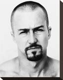 Edward Norton - American History X Stretched Canvas Print