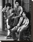 Welcome Back, Kotter (1975) Stretched Canvas Print