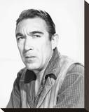 Anthony Quinn Stretched Canvas Print