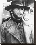Clint Eastwood - High Plains Drifter Stretched Canvas Print