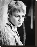 Julie Christie - Fahrenheit 451 Stretched Canvas Print