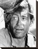 Peter O'Toole - Murphy's War Stretched Canvas Print