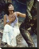 Adrienne Barbeau - Swamp Thing Stretched Canvas Print