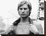 Helmut Berger - Dorian Gray Stretched Canvas Print