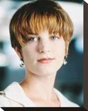 Bridget Fonda - Single White Female Stretched Canvas Print