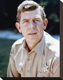 Andy Griffith - The Andy Griffith Show Stretched Canvas Print