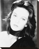 Diane Lane - Streets of Fire Stretched Canvas Print