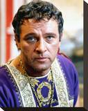 Richard Burton - Cleopatra Stretched Canvas Print