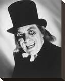 Lon Chaney - London After Midnight Stretched Canvas Print