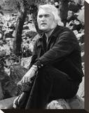 Charlie Rich Stretched Canvas Print