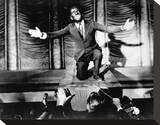 Al Jolson Stretched Canvas Print