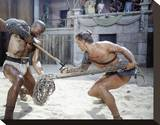Spartacus Stretched Canvas Print