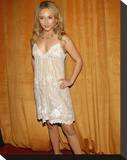 Hayden Panettiere Stretched Canvas Print