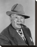 Charles Coburn Stretched Canvas Print