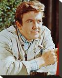 Albert Finney - Two for the Road Stretched Canvas Print