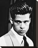 Brad Pitt - Cool World Stretched Canvas Print