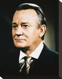 Denholm Elliott Stretched Canvas Print