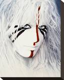 Daryl Hannah - The Clan of the Cave Bear Stretched Canvas Print