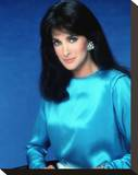 Connie Sellecca - Hotel Stretched Canvas Print