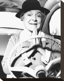 Helen Hayes - Herbie Rides Again Stretched Canvas Print