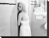Theresa Russell, Insignificance (1985) Stretched Canvas Print