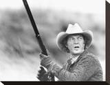 Steve McQueen, Tom Horn (1980) Stretched Canvas Print
