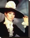 Barbra Streisand - Funny Girl Stretched Canvas Print