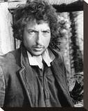 Bob Dylan Stretched Canvas Print